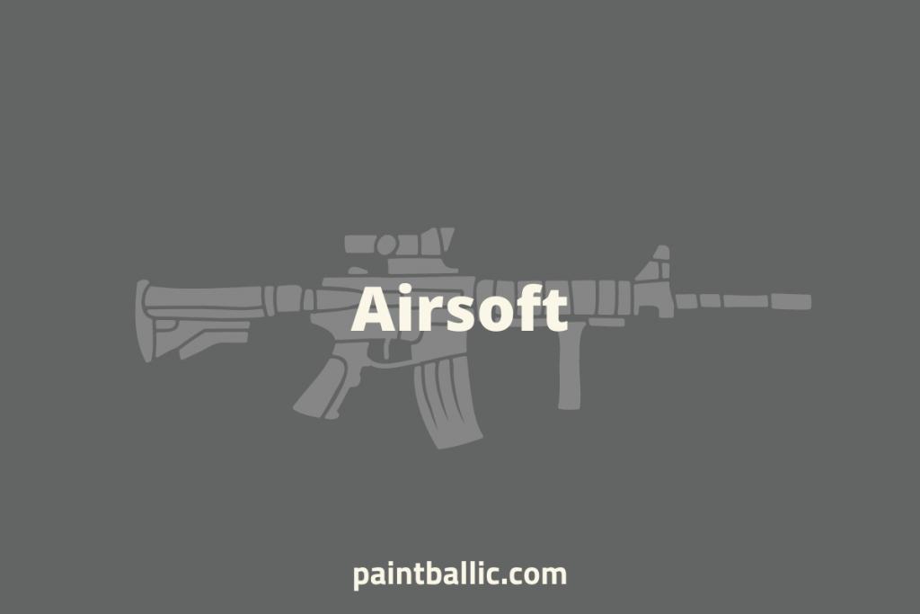 alternatives to paintball