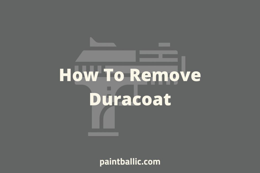brake fluid to remove duracoat
