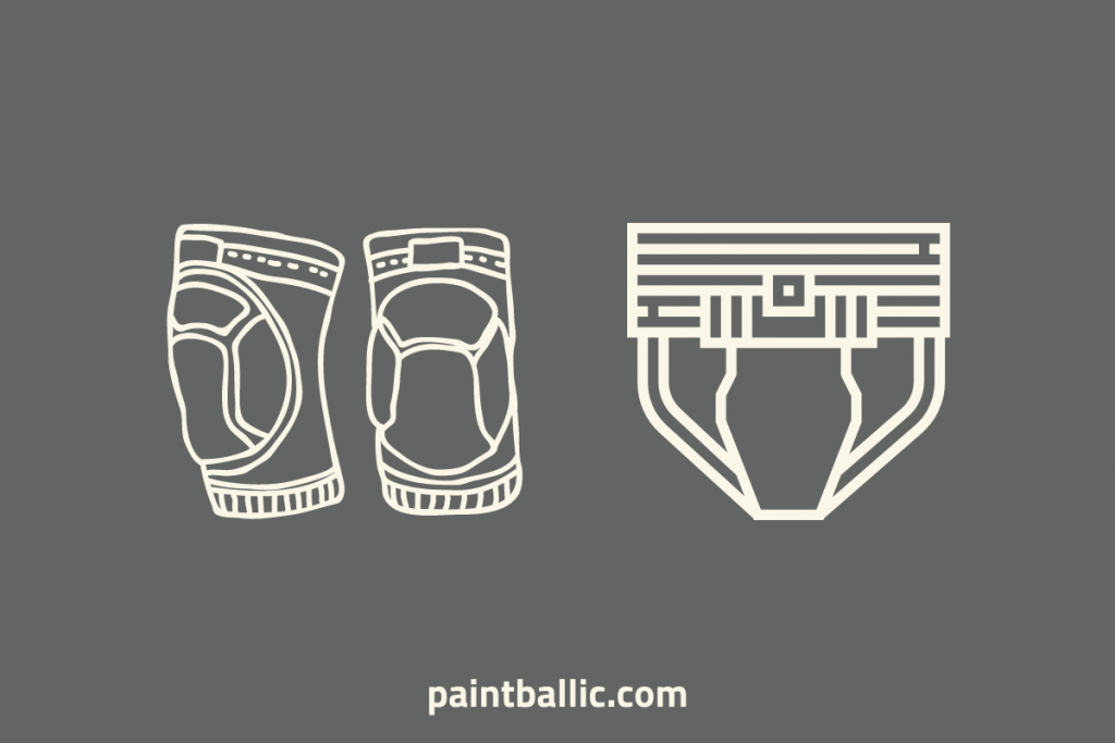 clothes to wear paintballing