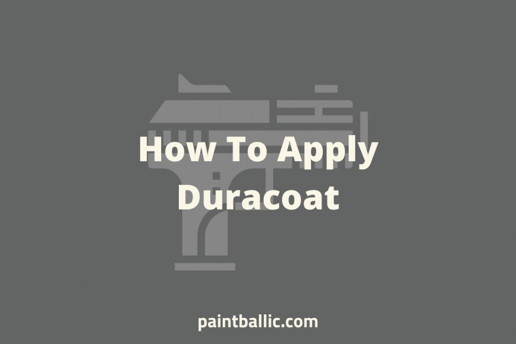 how to remove duracoat from polymer