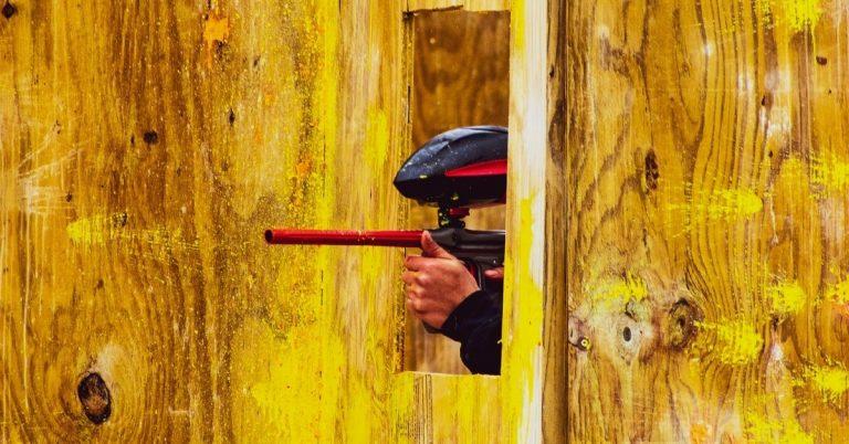 paintball bunkering
