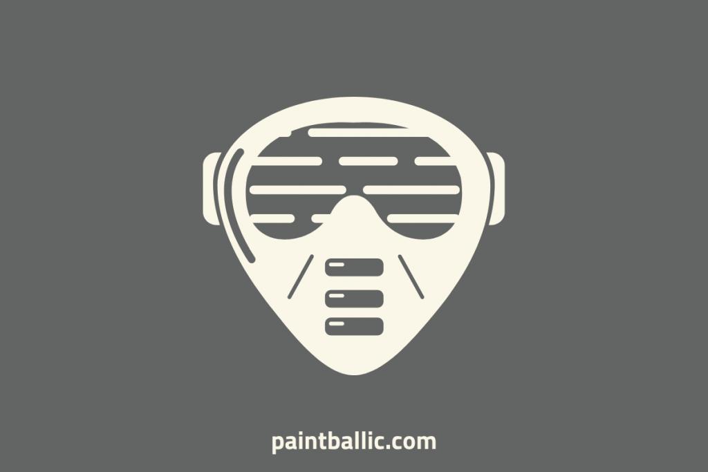 paintball mask fog resistant