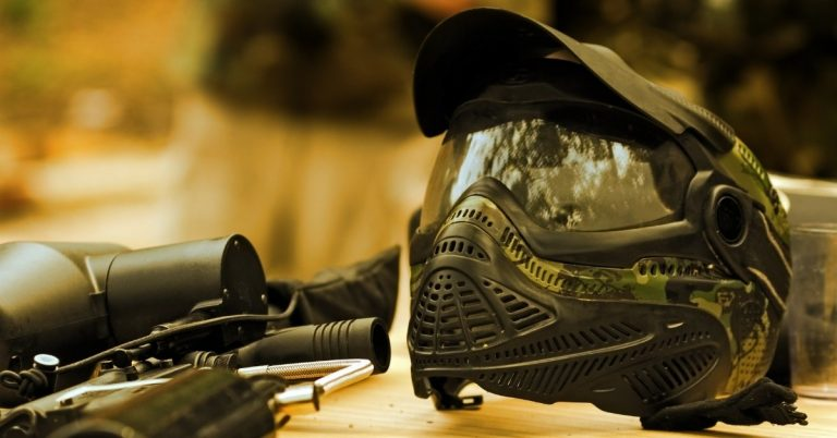 paintball masks with built in fans
