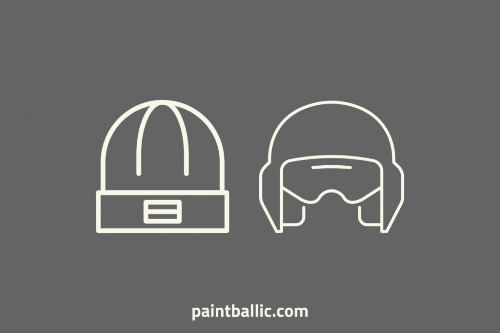 what to wear to paintball so it doesn't hurt