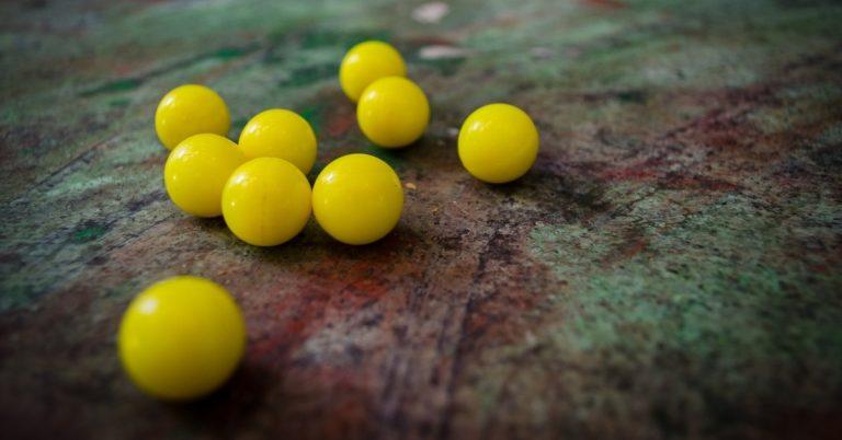 how long do paintballs last