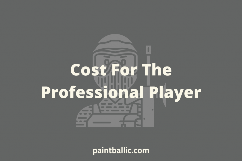 how much does paintball cost per person