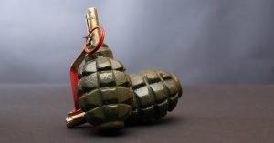 paintball grenade